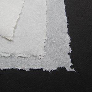 Offwhite Pale wove, Guarding & Repair tissue 25 g/m²