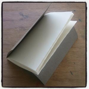 Cahier Pâle 65g/m² vergé